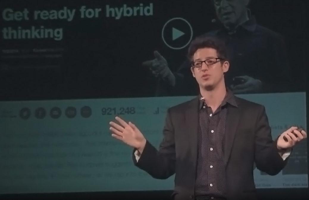 How to Thrive Among AI, Robots & Technological Unemployment | David Landau | TEDxPaloAltoHighSchool
